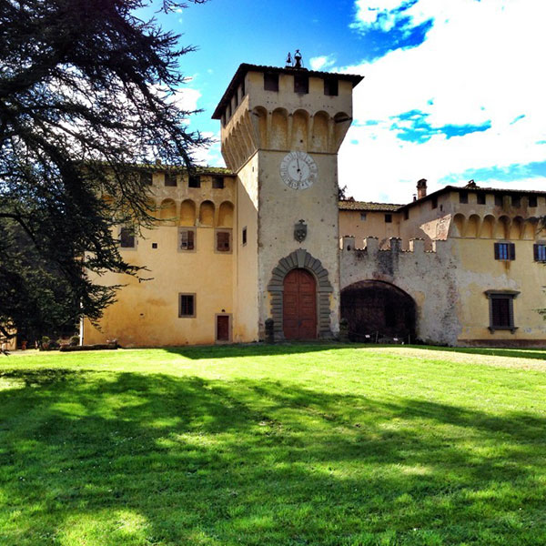 Villa medicea di Cafaggiolo