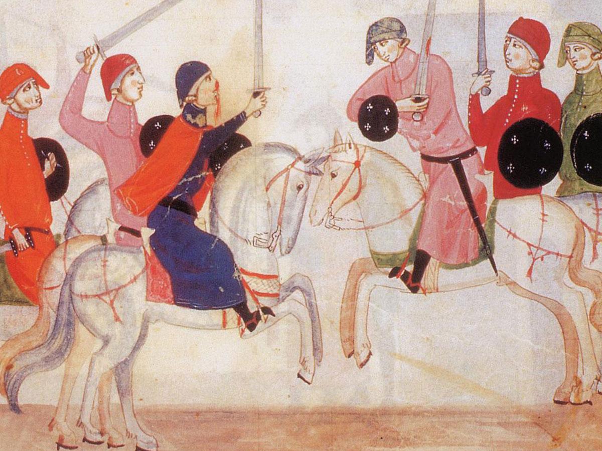 Pequeñas peleas florentinas