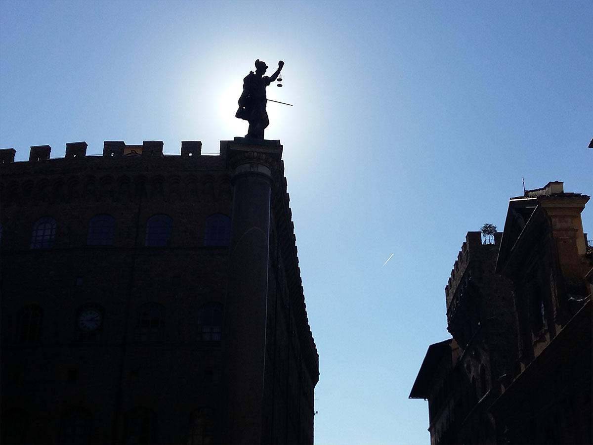 El salón de Florencia