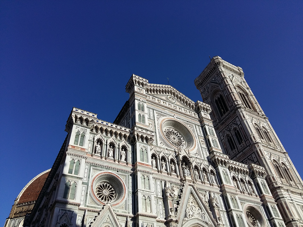 Cathedral, Baptistery and Duomo Museum