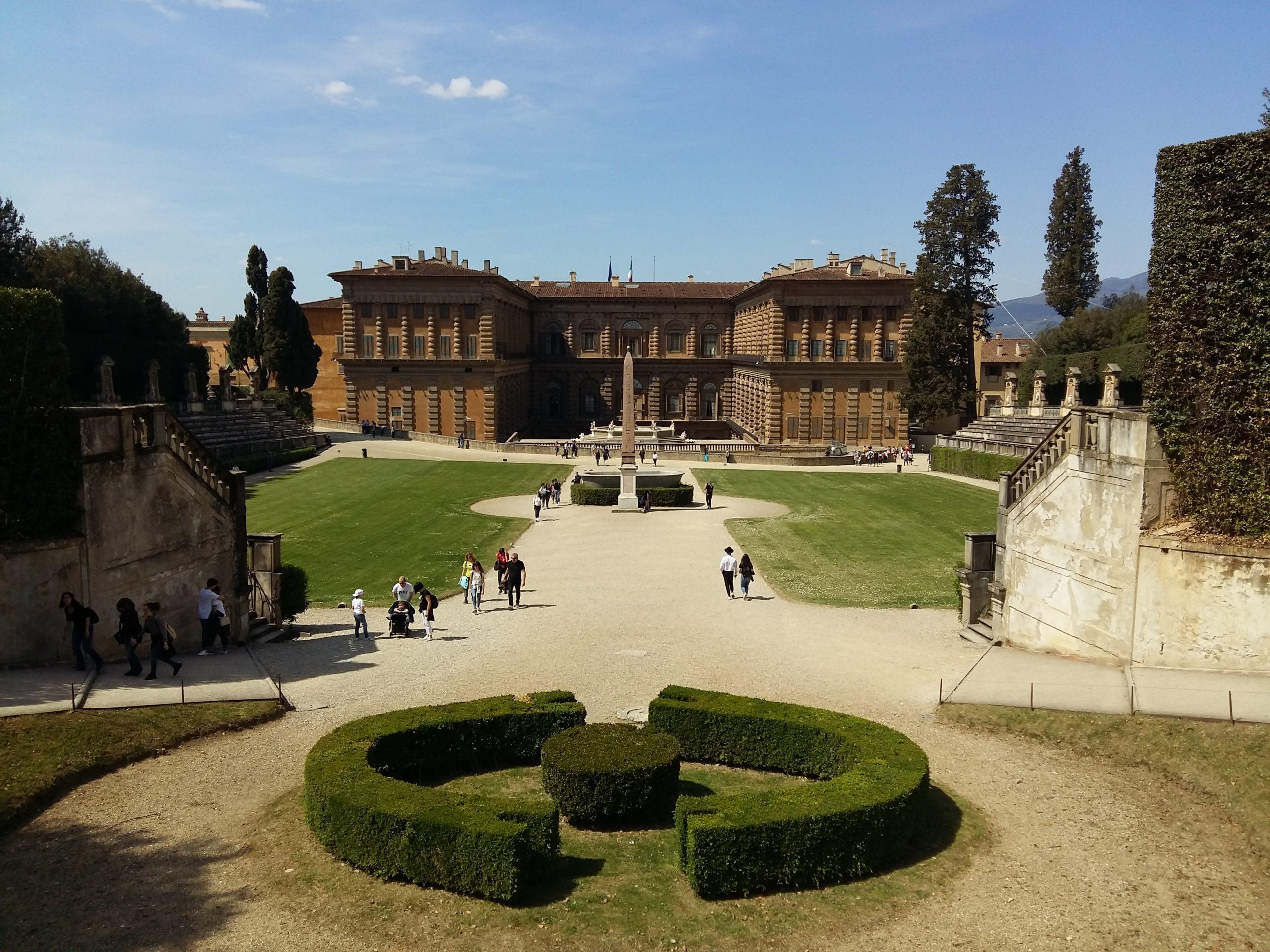 Jardín de Boboli y Jardín Bardini