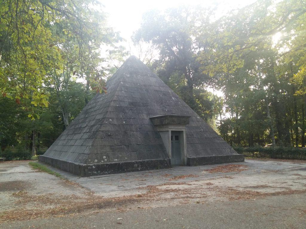 Cascine Park Pyramid