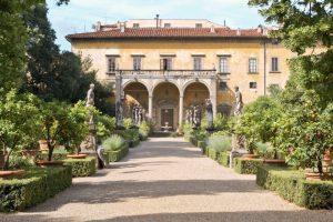 Corsini al Prato Garden Florence