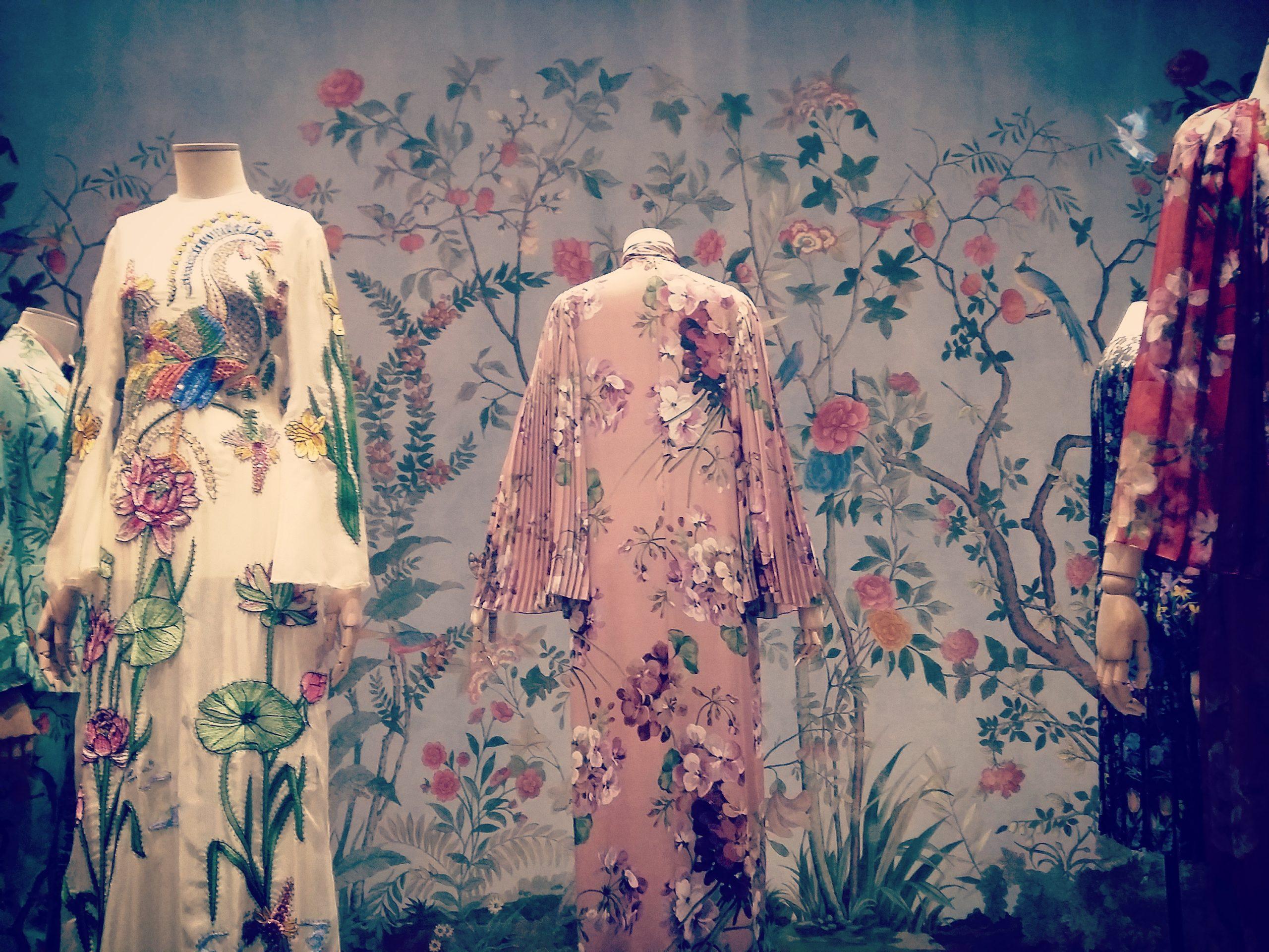 La moda en Florencia