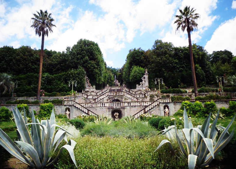 Gardens of Pistoia